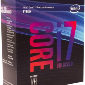 1151 soketze intel core i7 8700k 6 core 12 thread 3.7 ghz